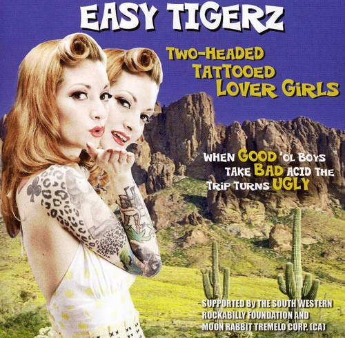 Two Headed Tattooed Lover Girls [Import]