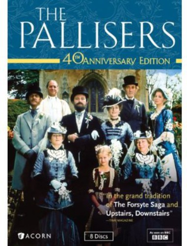 The Pallisers: The Complete Collection (40th Anniversary Edition)