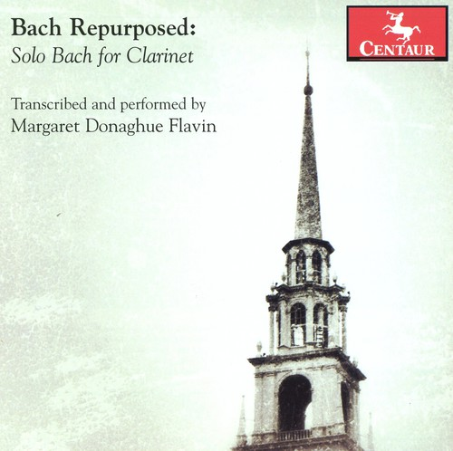 Bach Repurposed: Solo Bach for Clarinet