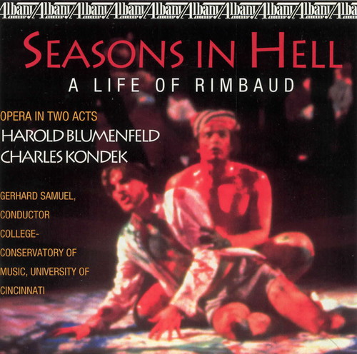Seasons in Hell: A Life of Rimbaud