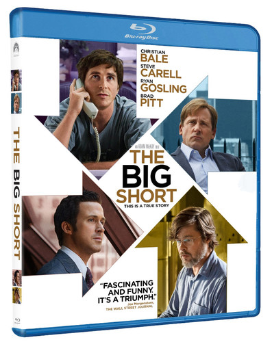 Big Short [Blu-ray/DVD] [2 Discs]