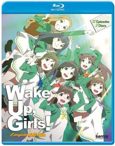 Wake Up, Girls!: Complete Collection