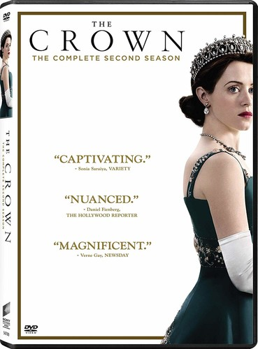 The Crown: The Complete Second Season