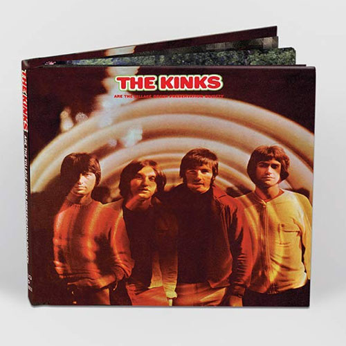 The Kinks-Kinks Are The Village Green Preservation Society