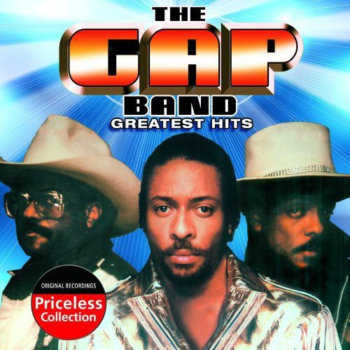 The Gap Band-Greatest Hits