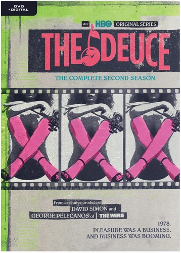 The Deuce: The Complete Second Season