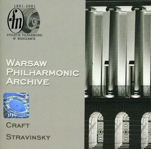 Variations /  Symphony of Psalms /  L'oisau de Feu