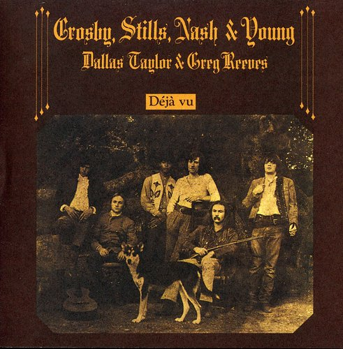 Crosby Stills Nash & Young-Deja Vu (remastered)