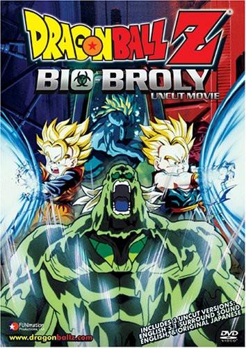 Dragon Ball Z, Vol. 11: Movie - Bio-Broly [Uncut] [Japanimation]
