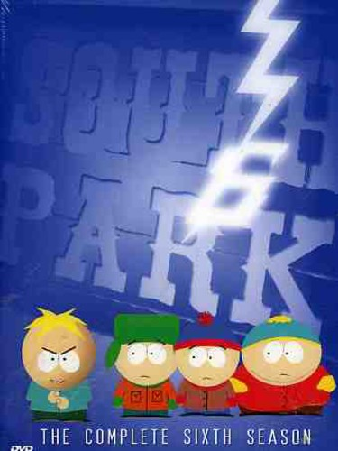 South Park: The Complete Sixth Season
