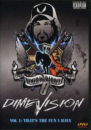 Dimevision: Volume 1: That's the Fun I Have