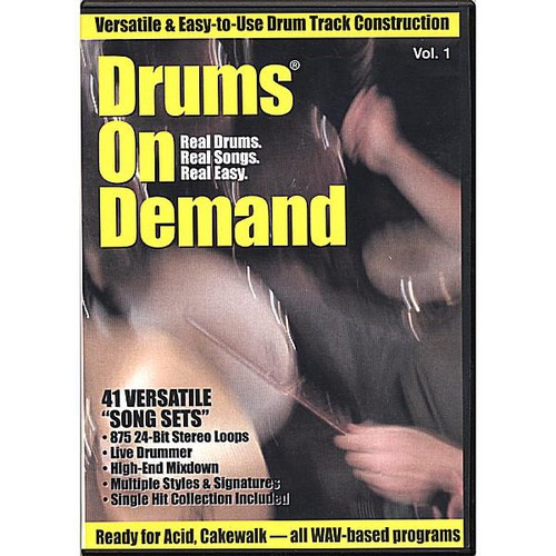 Drums on Demand 1