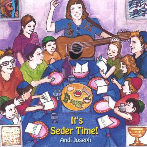 It's Seder Time