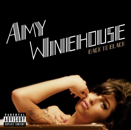 Amy Winehouse-Back to Black