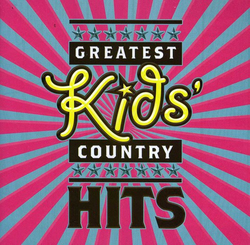 Greatest Kid's Country Hits