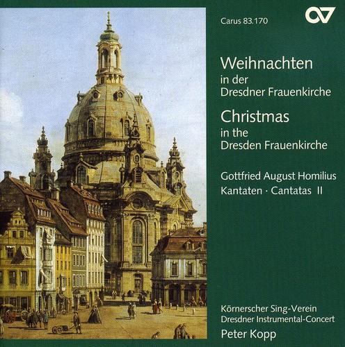 Christmas in the Dresden Frauenkirche
