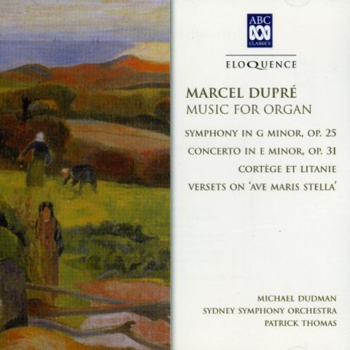 Dupre: Music for Organ