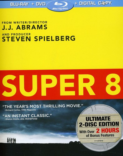 Super 8 [2 Discs] [Blu-ray/DVD]