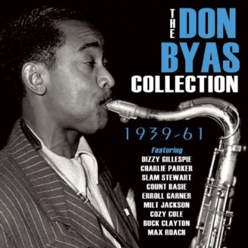 Don Byas Collection 1939-61