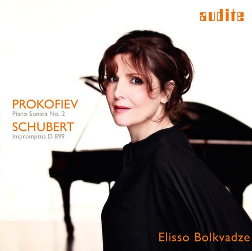 Elisso Bolkvadze Plays Prokofiev & Schubert