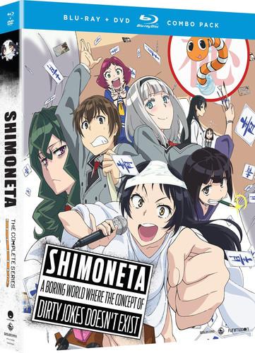 Shimoneta: A Boring World Where the Concept of Dirty Jokes Doesn't Exist