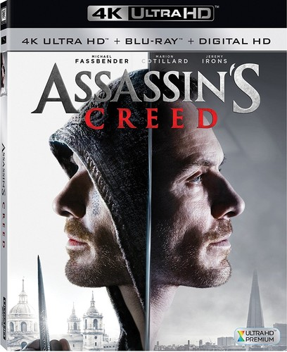 Assassin's Creed [4K Ultra HD Blu-ray/Blu-ray]