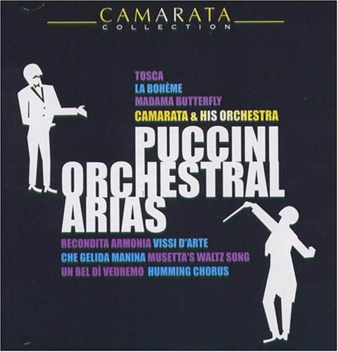 Puccini Orchestral Arias