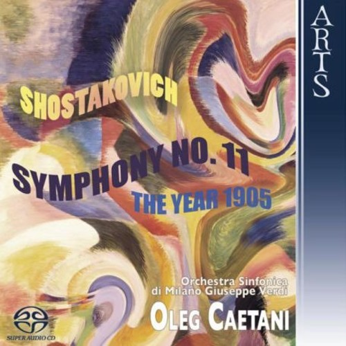 Symphony No 11 They Year 1905