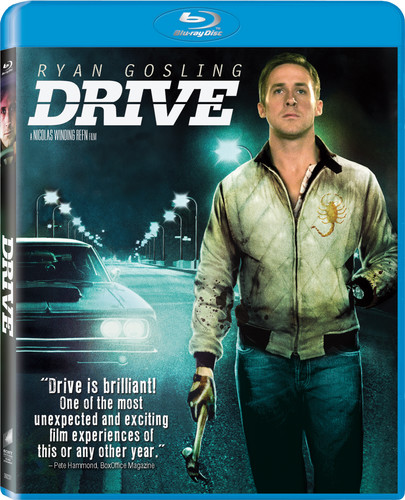 Drive [Blu-ray] [UltraViolet]