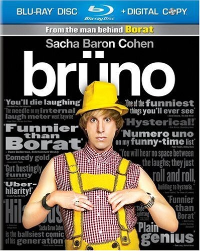 Bruno [Blu-ray]