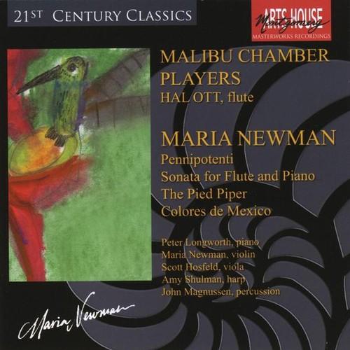 Maria Newman: Pennipotenti