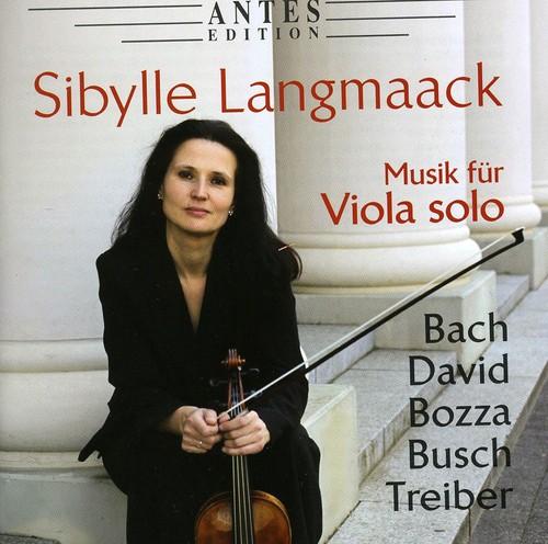 Musik for Viola Solo