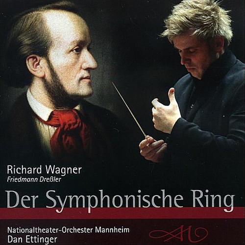 Richard Wagner /  Friedmann Dressler: The Symphonic