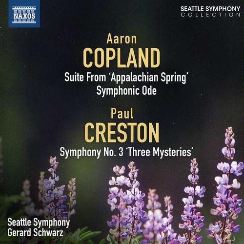 Appalachian Spring /  Symphonic Ode /  Sym No. 3