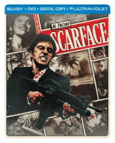 Scarface [2 Discs] [UltraViolet] [Blu-ray/DVD]