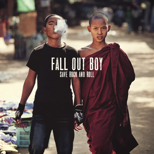 Fall Out Boy-Save Rock N Roll