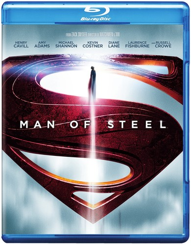 Man of Steel [UltraViolet] [Blu-ray/DVD]