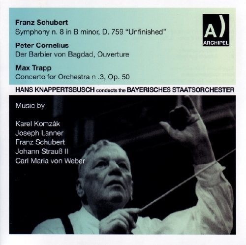 Hans Knappertsbusch Conducts