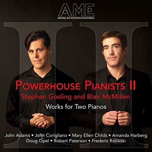 Powerhouse Pianists II