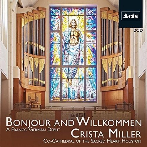 Bonjour and Willkommen - a Franco-German