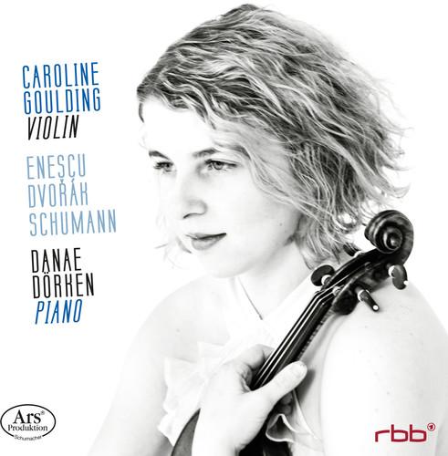 Dvorak, Enescu & Schumann: Violin Sonatas
