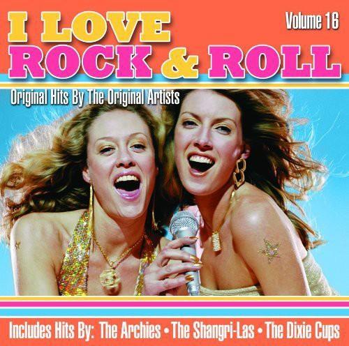 I Love Rock N Roll, Vol. 16