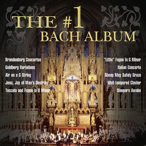 #1 Bach Album / Various