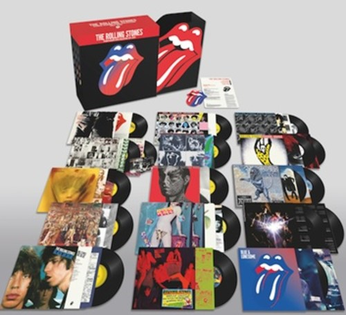 Studio Albums Vinyl Collection 1971-2016