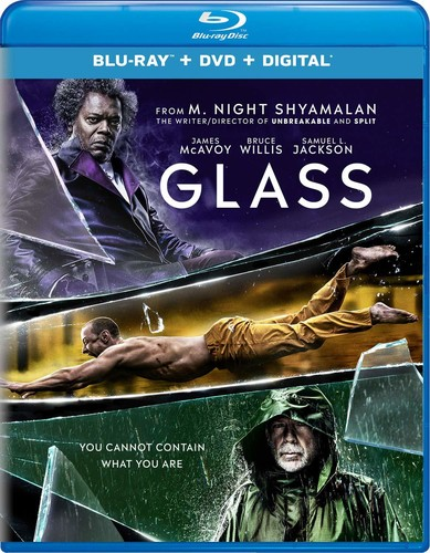 Glass [Blu-ray/DVD]
