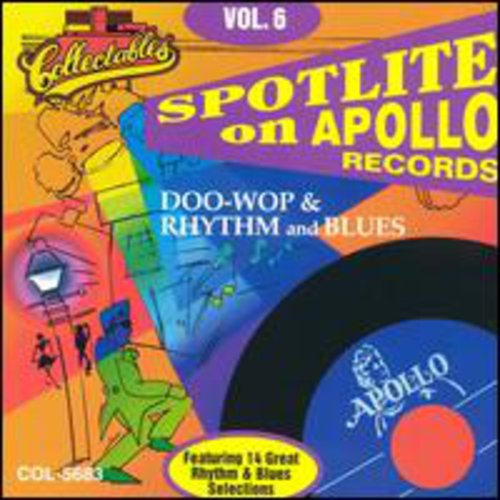 Spotlite Series: Apollo Records, Vol.6