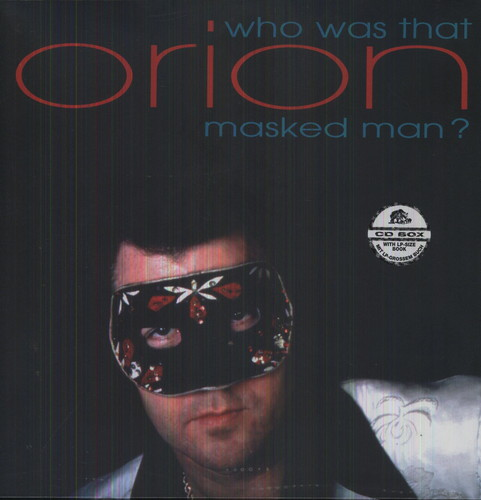 Who Was That Masked Man