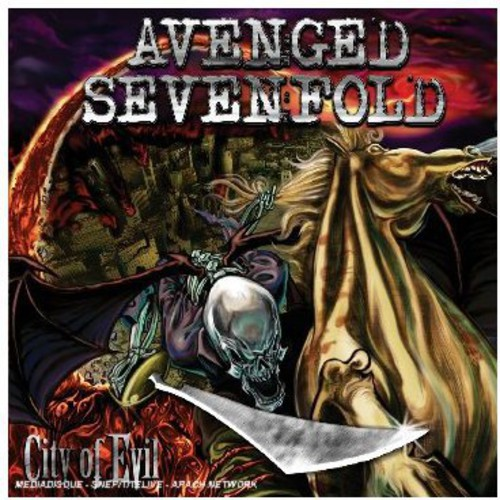 City of Evil , Avenged Sevenfold