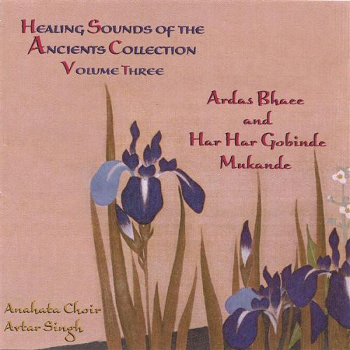 Healing Sounds of the Ancients 3
