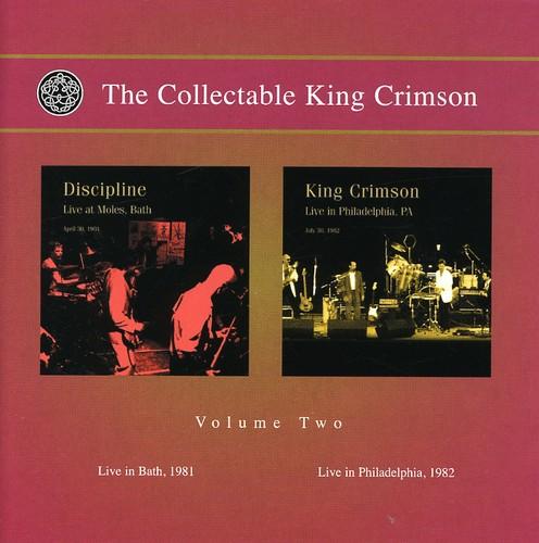 The Collectable King Crimson, Vol. 2 , King Crimson